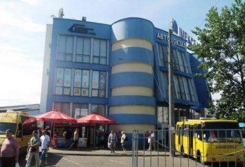 La gare routière centrale « Odessa » et autres perles du bus de la mer