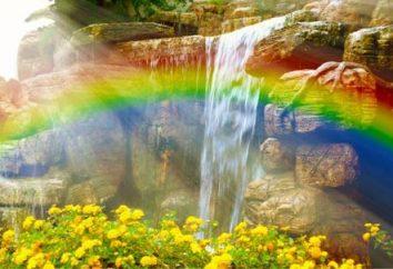 Arcobaleno cascata in periferia – miracolo ordinario. Come arrivare a Rainbow Falls: Recensioni