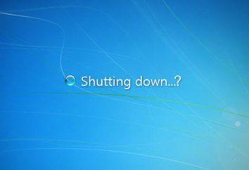 ¿Qué debo hacer si el ordenador no se apaga después de la finalización de