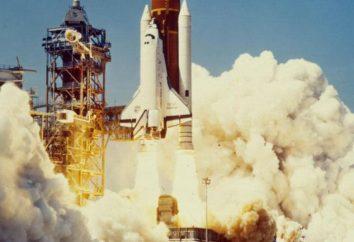 """Space Shuttle """"Challenger"""" (foto). shuttle catástrofe """"Challenger"""""""