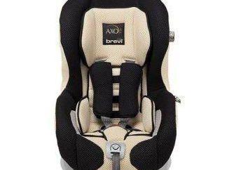 Brevi – siège d'auto pour enfants. Description & Commentaires