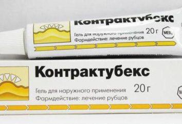 Est-ce que la drogue « Kontraktubeks » des cicatrices d'acné? Critiques