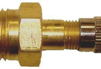 Et vous savez ce qu'est une valve Schrader?