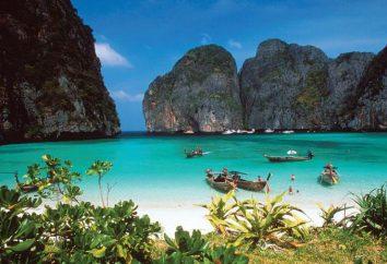 Phi Phi Island, Thailandia: descrizione, attrazioni turistiche e fatti interessanti