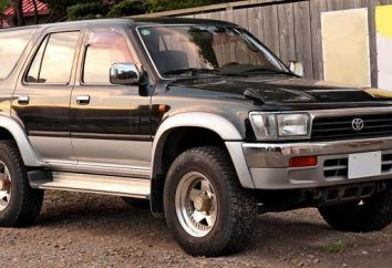 Toyota Surf – kryty pickup dla prawdziwej przygody off-road