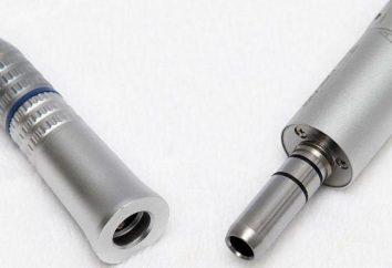 Micromoteur dentaire électrique: description. matériel dentaire