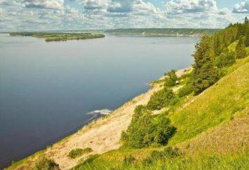 ¿Cuáles son los principales ríos de Rusia?
