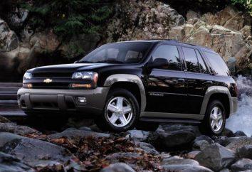 """Tanks und """"Chevrolet Blazer"""" keine Angst vor Schmutz"""