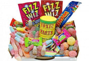 Candy-Pop – herben Geschmack der Kindheit!