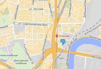 """Stacja metra """"Tuła"""". Posiada infrastruktury naziemnej"""