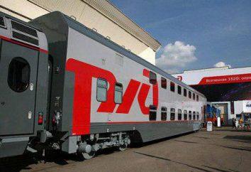 PTE qui établit? Règles d'exploitation technique des chemins de fer