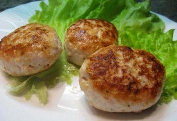 Boulettes de viande « En selyanski »: recette
