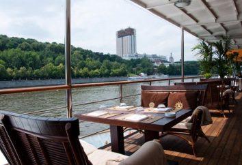 """""""Rondine"""" – un ristorante sull'acqua"""