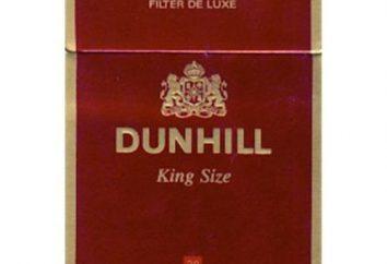 """Dlaczego papierosy """"Dunhill""""?"""