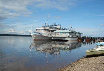 Gdzie znajduje się źródło rzeki Jenisej. Jenisej: źródłem i usta