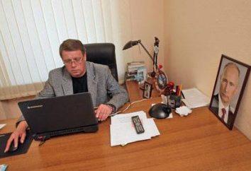 Serviço Civil do Estado da Federação Russa. Lei sobre o Serviço Civil do Estado