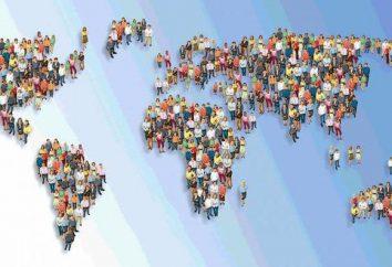 Popolazione – è … Popolazioni. La composizione della popolazione