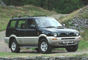 « Nissan Mistral »: les choses les plus intéressantes au sujet des SUV japonais fin des années 90