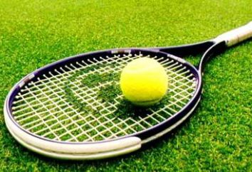 Blow in tennis. Tecniche e nomi di esecuzione