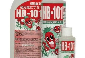 HB-101 (concime): recensioni, istruzioni per l'uso