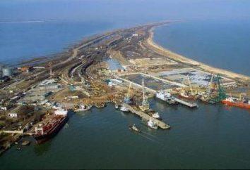 """O porto """"Cáucaso"""". Ferry, o porto """"Cáucaso"""""""