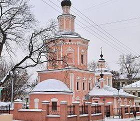 Historia świątyni Świętej Trójcy w Khokhlov
