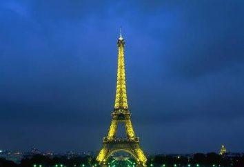 Noc Paryż jest zupełnie innym miastem!
