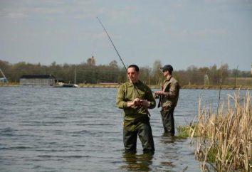 estanques Lviv: informes pescadores