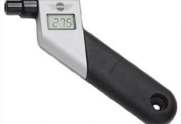 Il manometro elettronico per la misurazione della pressione