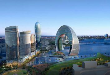 Bakou – capitale de l'Azerbaïdjan et la plus grande ville du Caucase