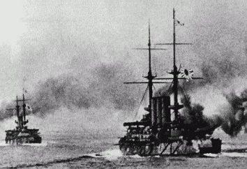 navire linéaire. Cuirassés de la Marine impériale russe