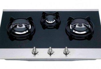 comodità e comfort nella vostra cucina – Built-in stufa a gas!