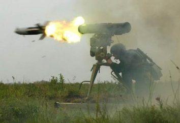 """""""Cucurucho"""" (armas antitanque): descripción, especificaciones y fotos"""