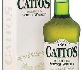 Catto Whiskey (Blended Scotch): Eigenschaften, Preise, Bewertungen