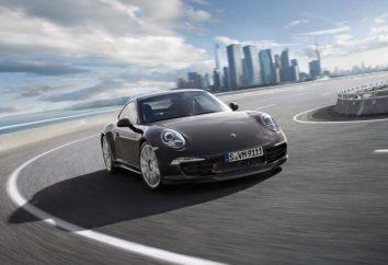 Vue d'ensemble Porsche Carrera