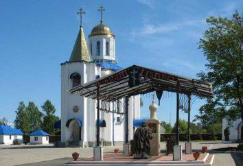 Das Konstantin-Elenin-Kloster in der Leninskoye-Siedlung