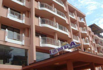 Izola Paradise 4 * (Bulgaria, Sunny Beach): descrizione della struttura, servizi, recensioni