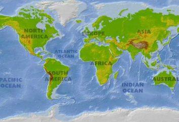 Który ocean jest większy: indyjski lub atlantycki? Historia odkrycia Oceanu Indyjskiego i Oceanu Atlantyckiego
