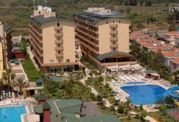 Concordia Celes Hotéis 5 * (Turquia / Alanya): fotos, preços e opiniões de turistas da Rússia