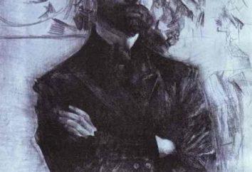 """Walerij Bryusov. Kreatywność """"kowal i jubiler"""""""
