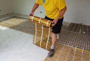 Ciepła podłoga pod linoleum. Recenzje filmu, na podczerwień, elektrycznego ogrzewania podłogowego na linoleum. Instalacja własnymi rękami