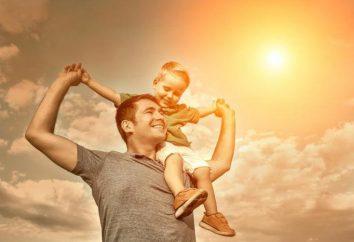 """""""Nombre padre"""": el significado de la palabra. Padre como maestro"""