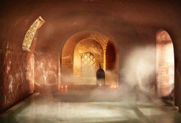 ritual hammam marroquino tradicional e cuidados com o corpo