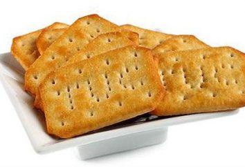TUC – biscuits, craquelins. Fabricant, composition des espèces et commentaires