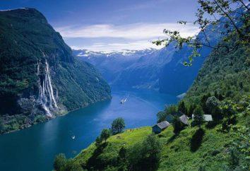 Fjord – co to jest? Gdzie można zobaczyć na fiord?