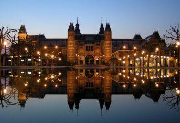 Rijksmuseum (Muzeum State). Amsterdam i jego muzea