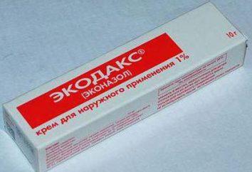 """""""Ekodaks"""" (pomata): istruzioni su ciò che aiuta, recensioni"""