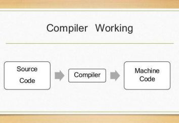 O que é um compilador – uma descrição