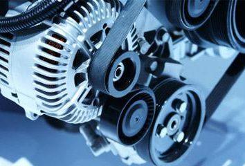 Generator VAZ-2107: Ausbau, Einbau und Reparatur