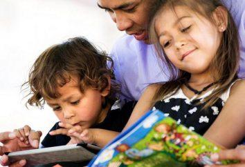 Les meilleurs écrivains pour enfants modernes et leurs œuvres: la liste, le classement et commentaires
